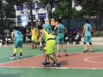 中邦房产 篮球队!